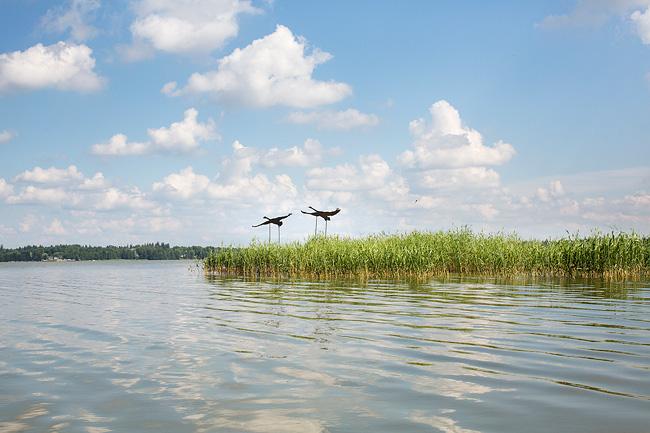 Tuusulanjärvi. Kuva Kari Kohvakka