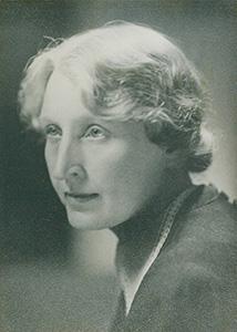 Martta Wendelin vuonna 1943